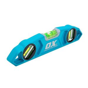 "Ox Pro OX-P027625 Torpedo Level 9"" - Timothy's Toolbox"