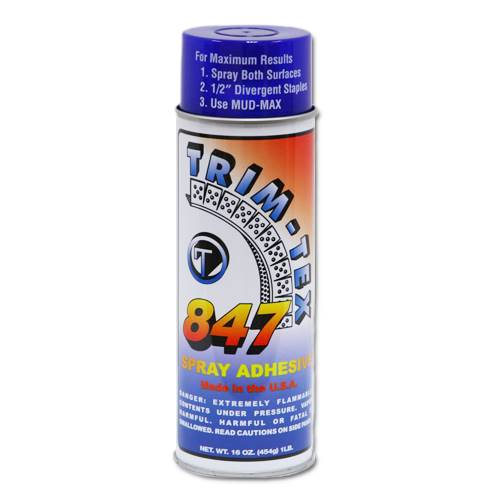Trim-Tex 847 16 Oz Spray Adhesive - Timothy's Toolbox