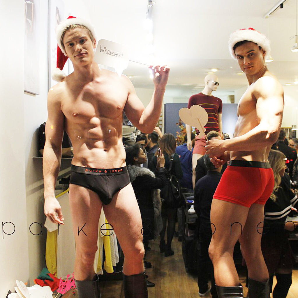 NYC Boutique 'Brief Bash' 2015