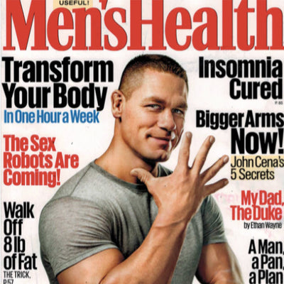 Men's Health - May 2016