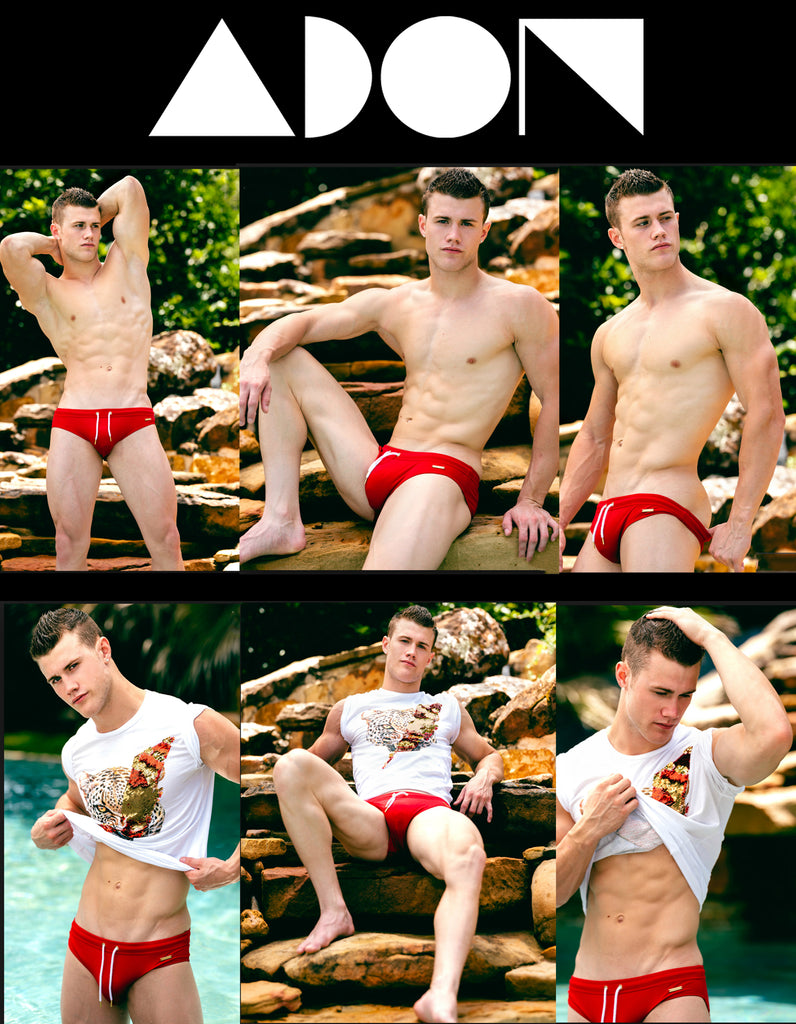 Parke & Ronen Gets Editorial With New Adon Magazine Spread