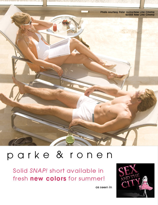 "Parke & Ronen Apparel On HBO's Iconic ""Sex And The City"""