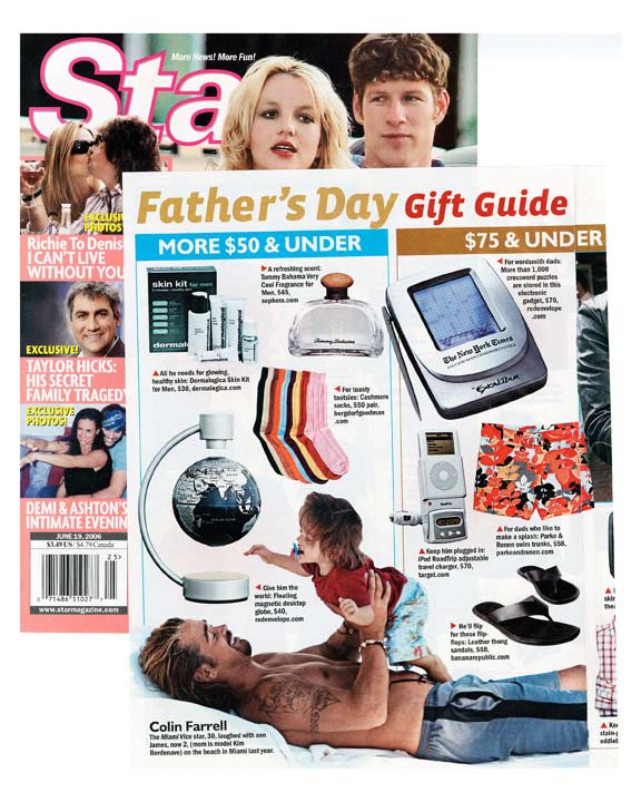 Star Magazine Father's Day Gift Guide