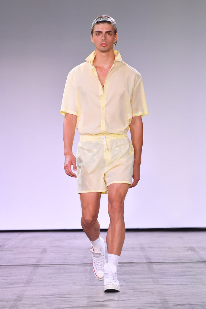 Parke & Ronen Spring/Summer 2019 Collection Look 3