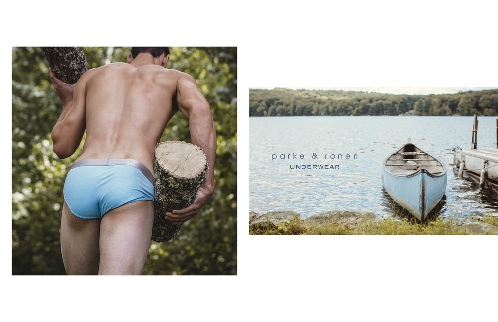 Parke & Ronen Fall 2018 Campaign Lookbook