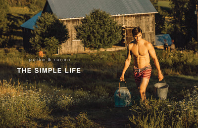 Parke & Ronen Fall 2020 Lifetsyle Campaign Image