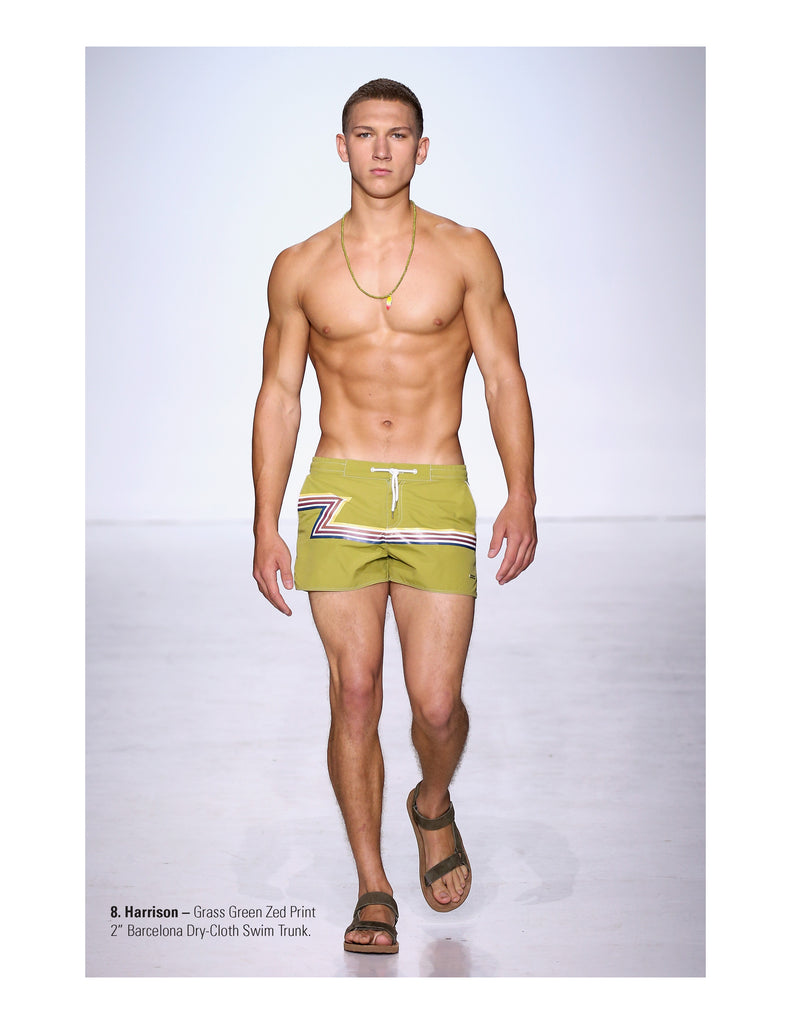 Parke & Ronen Lookbook For Spring 2018