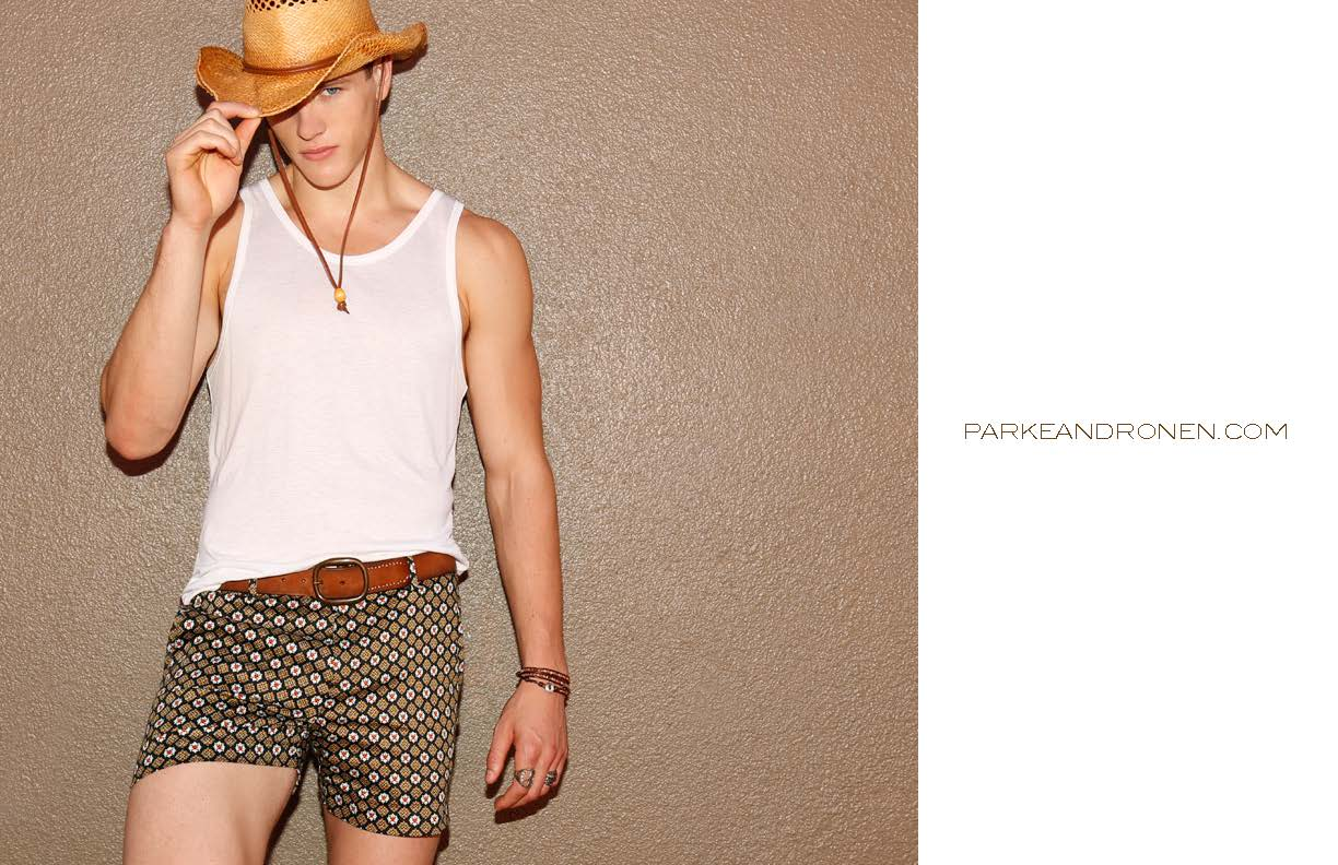 Parke and Ronen Resort Collection Lookbook