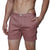 [parke & ronen] Spades Print Stretch Holler Short - spades red (Thumbnail)