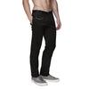 [parke & ronen] Dark Solid Stretch Lido Trouser - black (Thumbnail)