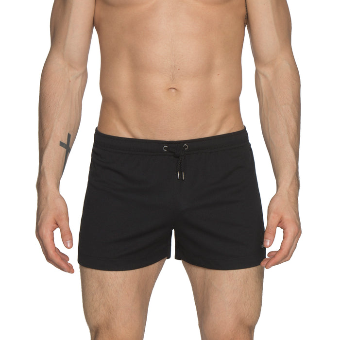 "3"" Solid P-Town Short, Essential Colors - parke & ronen"