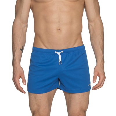 "Royal 3"" Solid P-Town Short - parke & ronen"