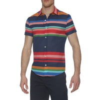 Spectrum Stripe Navy