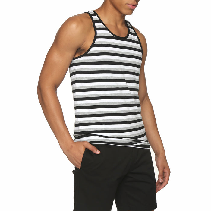 Tri-Stripe Black