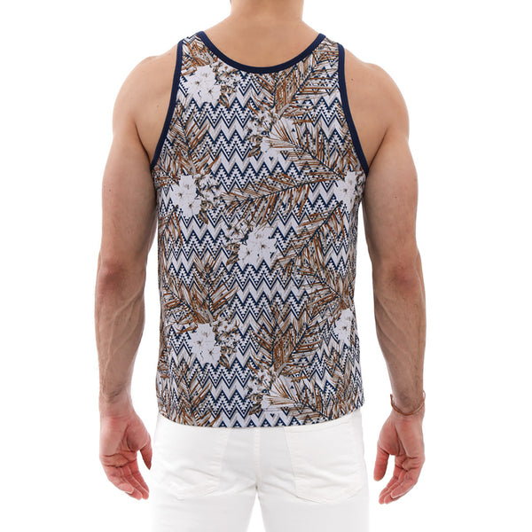 Sierra Printed Tank Top
