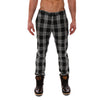 [parke & ronen] Plaid Lido Trouser - green plaid (Thumbnail)