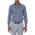 [parke & ronen] Solid Long Sleeve Slim Fit Lowell Casual Shirt - Silver (Thumbnail)