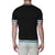 [parke & ronen] Contrast Striped Jet Age Knit Polo - black (Thumbnail)
