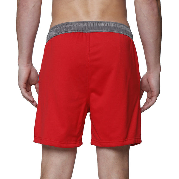 Solid French Terry Cloth Lounge Short