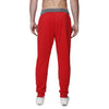 [parke & ronen] Solid French Terry Cloth Lounge Pant - red (Thumbnail)