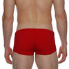 [parke & ronen] Classic Solid Corcovado Sunga Brief - chili pepper (Thumbnail)