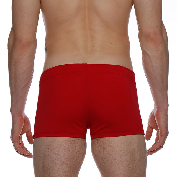 Resort Classic Solid Ibiza Square Cut Brief
