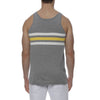 [parke & ronen] Regatta Stripe Knit Tank Top - grey (Thumbnail)