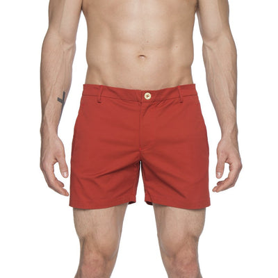 Solid Stretch Holler Shorts, Sale Colors - parke & ronen