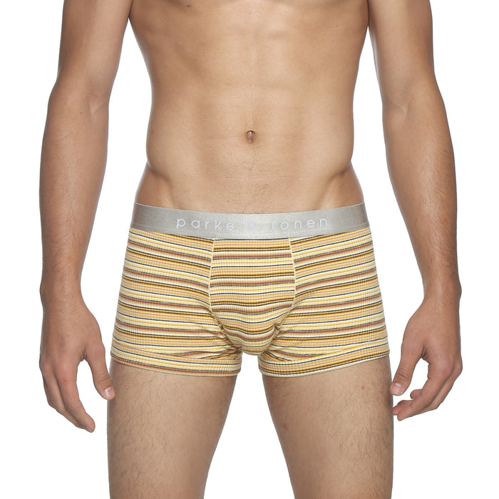Goldenrod Multi Stripe