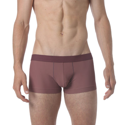 Honey Comb Low Rise Trunk - Dusty Mauve - parke & ronen