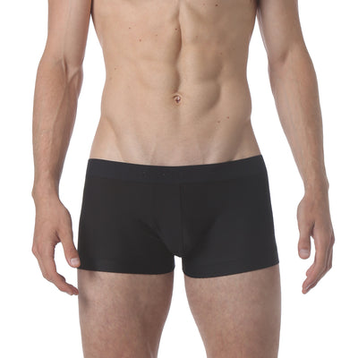 Honey Comb Low Trunk - Jet Black - parke & ronen