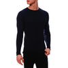 [parke & ronen] Solid Long Sleeve Thermal - navy (Thumbnail)