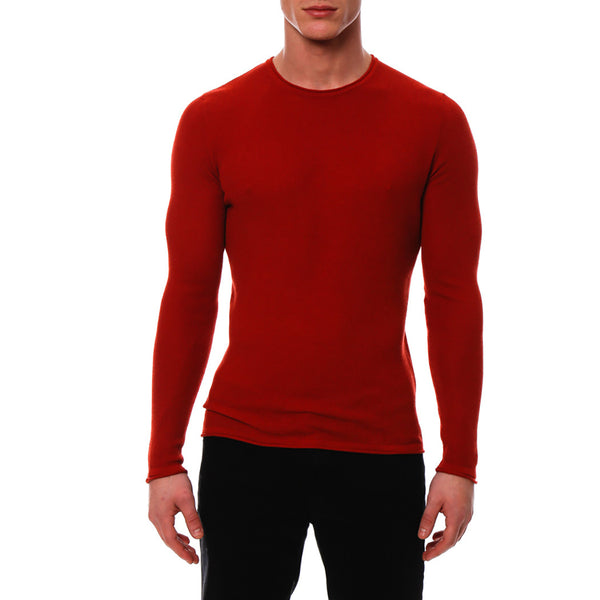 Solid Long Sleeve Thermal