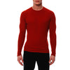 [parke & ronen] Solid Long Sleeve Thermal - dark orange (Thumbnail)