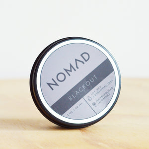 NoMad Wax Co 3oz Candle