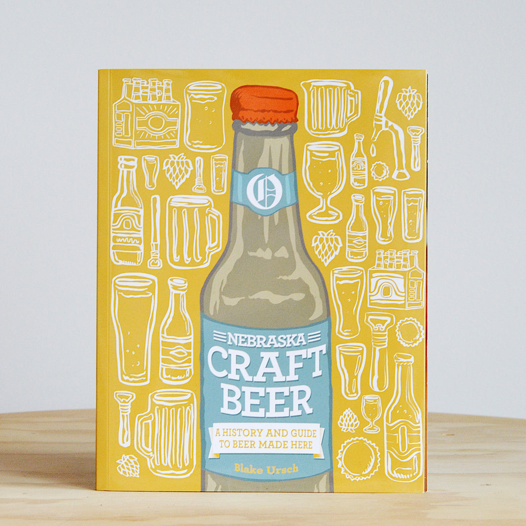 Nebraska Craft Beer Book