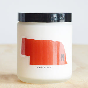 Nomad Wax Co. Nebraska Candle