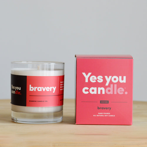 Bianchi Candle Co. Yes You Candle