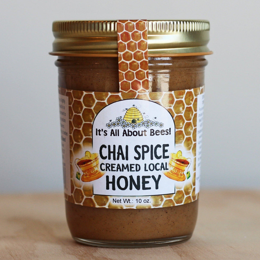 It's All About Bees! Chai Spice Honey