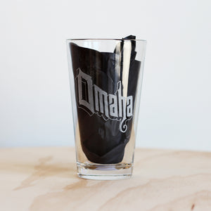 Mr. Enginerd Neighborhood Pint Glass