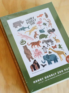 Omaha Henry Doorly Zoo Puzzle