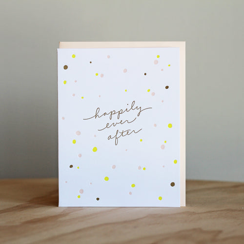 Ramona & Ruth Happily Ever After Card