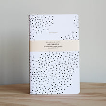 Load image into Gallery viewer, Ramona & Ruth Dots Notebook