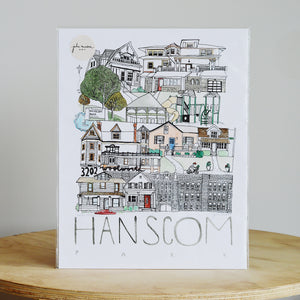 Julia Mason Neighborhood Prints