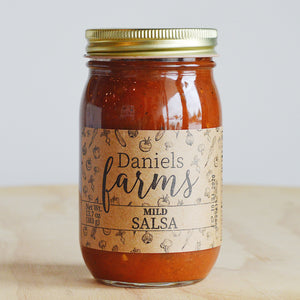 Daniels Farms Salsa