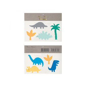 Dinosaurs Tattoos (2 Sheets)