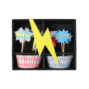 Zap! Cupcakes Kit (Pack of 24)