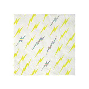 Zap! Superhero Small Napkins (Pack of 16)