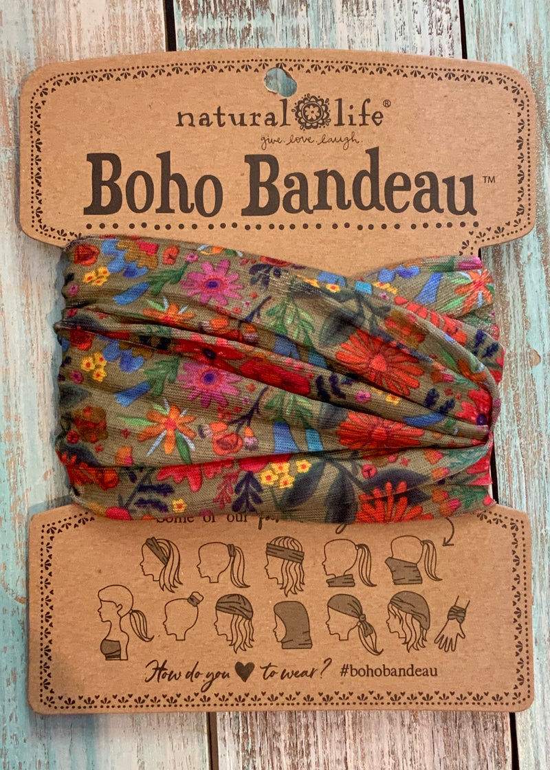 Earth Garden Full Boho Bandeau