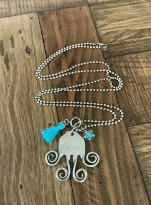 Fork In The Road Necklace